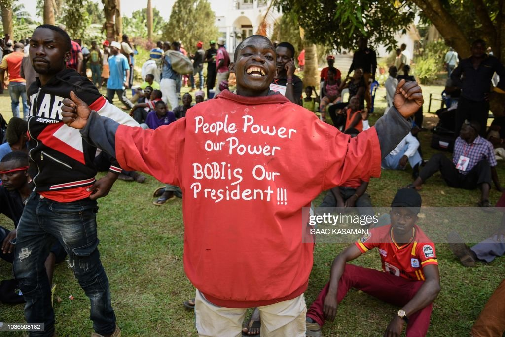 UGANDA-POLITICS : News Photo
