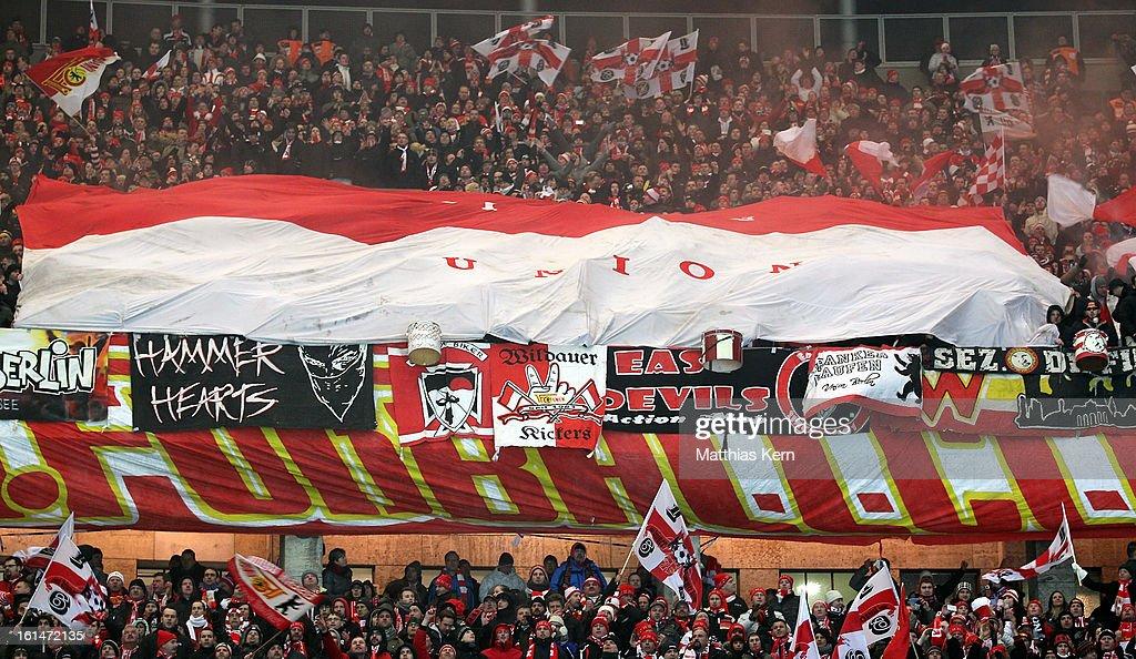 Hertha BSC v Union Berlin - 2. Bundesliga : Fotografia de notícias