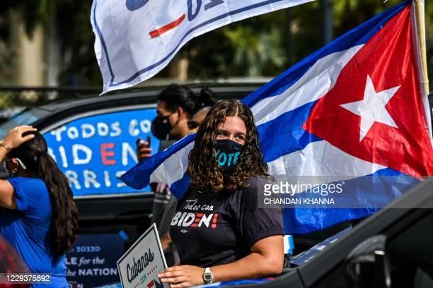 FL: Democratic VP Candidate Kamala Harris Campaigns In South Florida