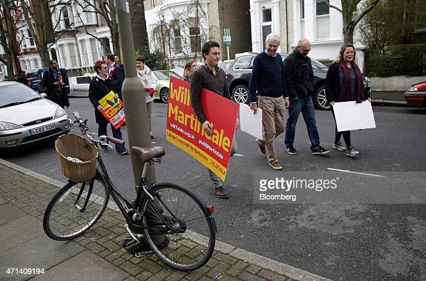 27 Ex Jpmorgan Chase Co Banker Will Martindale Campaigns For The U K