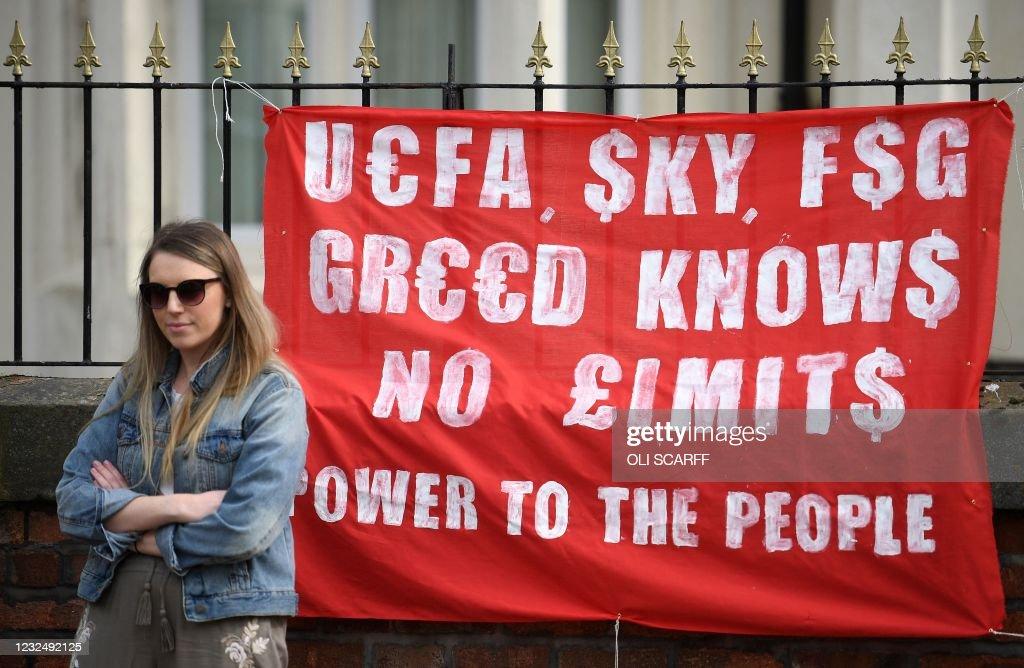 FBL-EUR-SUPER-UEFA-ENG-PR-LIVERPOOL : Nieuwsfoto's