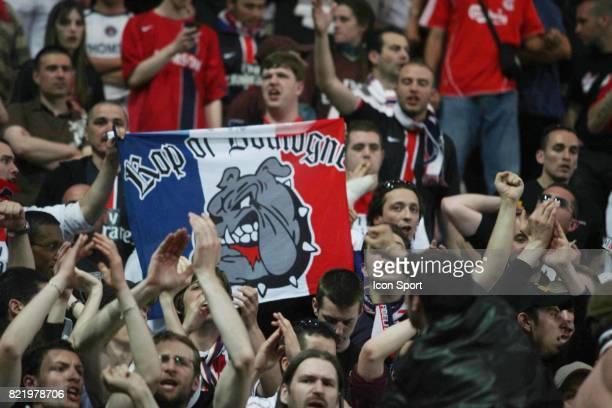 Supporters PSG Amiens / PSG 1/2 Finale Coupe de France