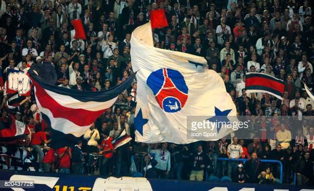 Supporters PSG / Ultras PSG / Grenoble 7e journee Ligue 1