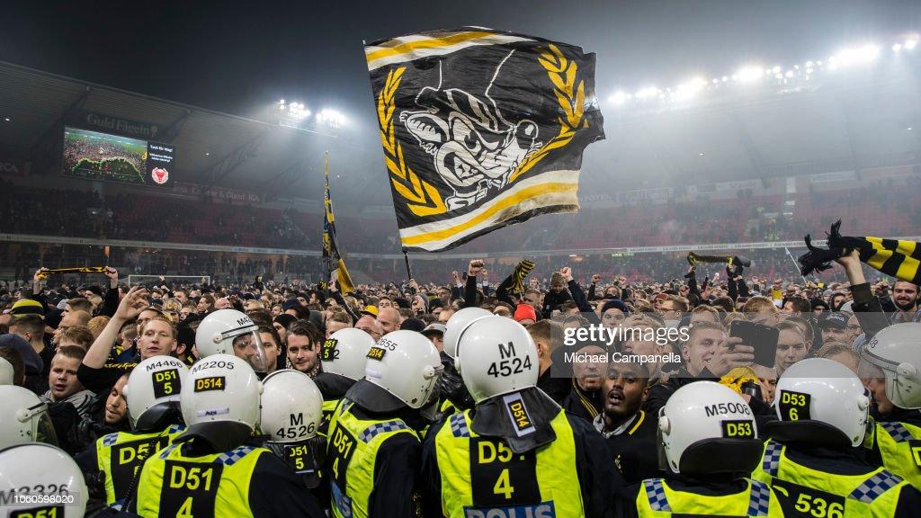 Kalmar FF v AIK - Allsvenskan : News Photo