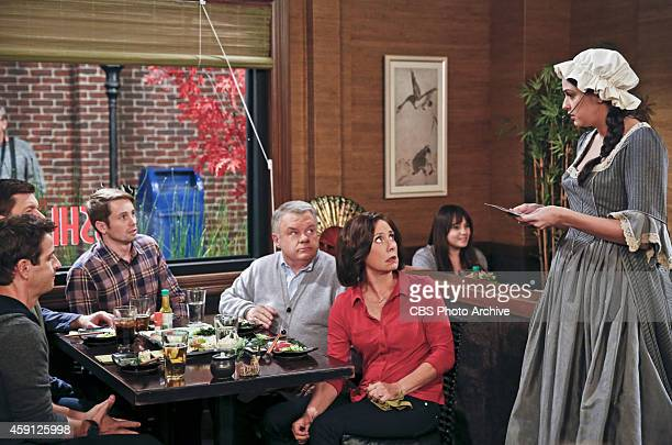 'Supporting Jackie' Pictured Joey McIntyre as Gerald Jimmy Dunn as Sean Tyler Ritter as Ronny Jack McGee as Arthur Laurie Metcalf as Marjorie and...