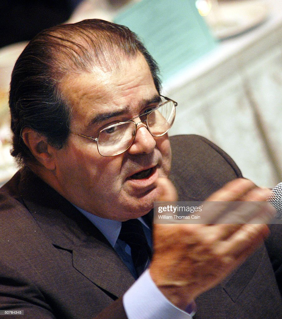 Justice Scalia Addresses The Philadelphia Bar Association