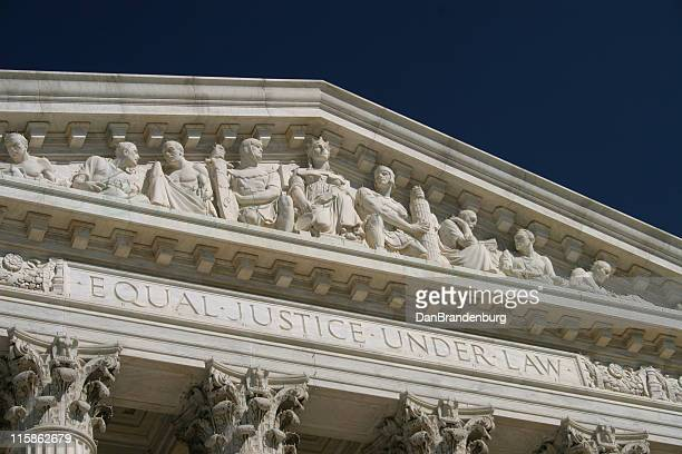 supreme court building - us supreme court building stock pictures, royalty-free photos & images