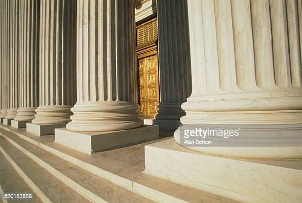 us supreme court building, washington dc, usa - lawsuit stock pictures, royalty-free photos & images