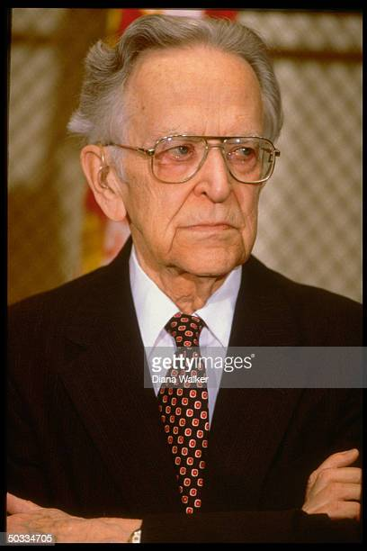 Supreme Court Justice Harry Blackmun.