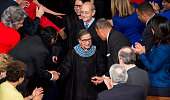 Supreme court justice ruth bader ginsburg arrives for president of picture id461864366?s=170x170