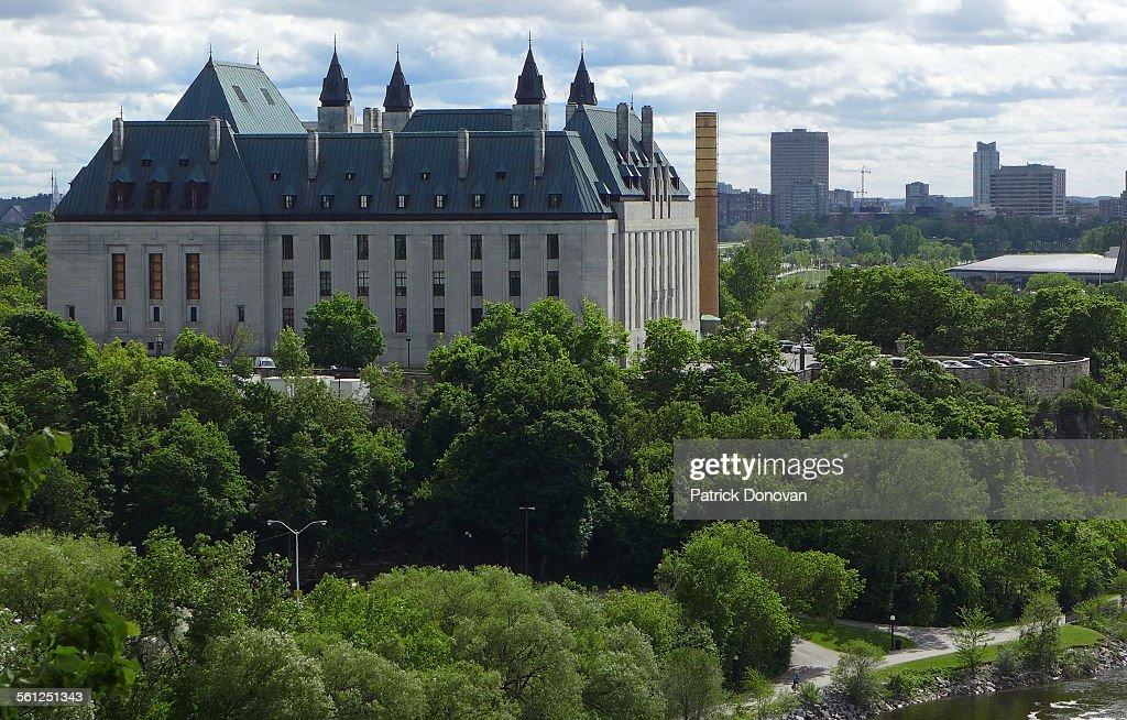 Supreme Court of Canada, Ottawa : Stock Photo