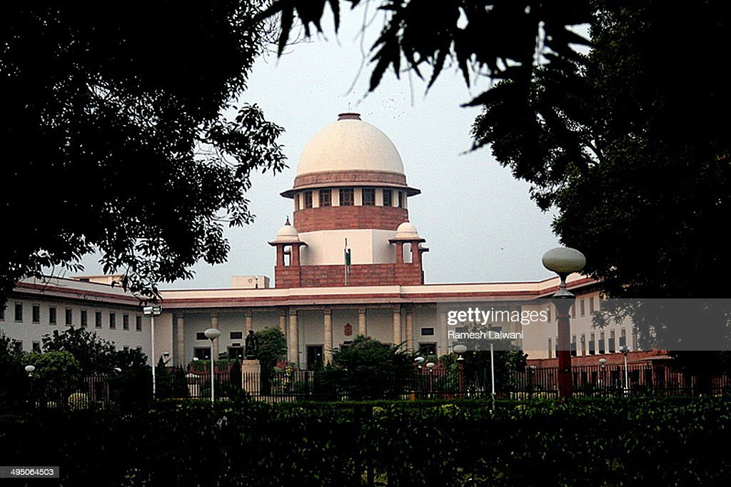 Supreme Court of India : Stock Photo