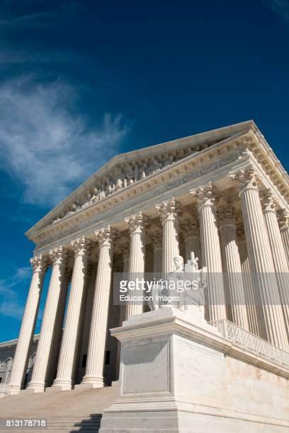 Supreme Court of the United States Capitol Hill Washington DC
