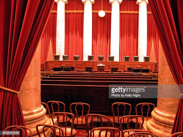 Supreme Court of the United States chambers