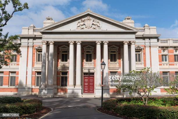 supreme court of western australia, perth - western australia stock photos and pictures
