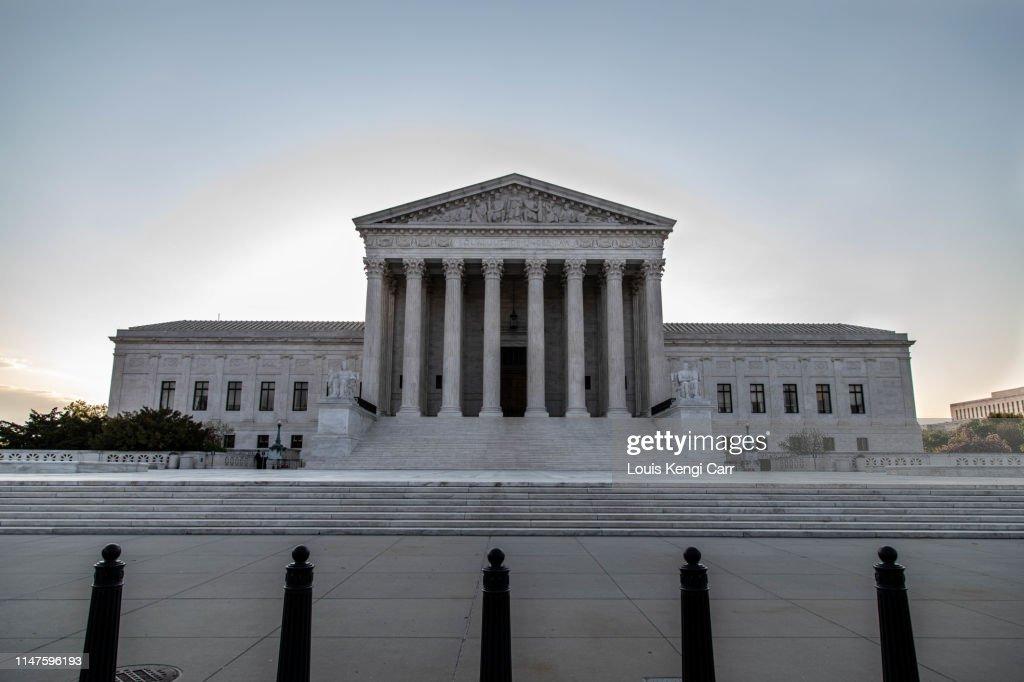 US Supreme Court : Stock Photo