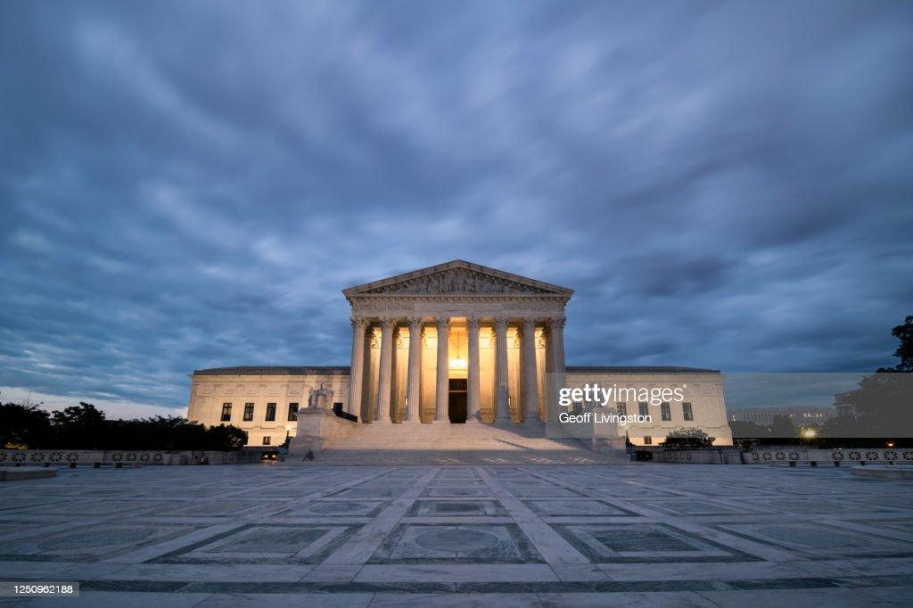 Supreme Court : Stock Photo