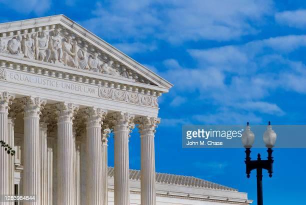 米国最高裁判所(スコットランド) - 最高裁判事 ストックフォトと画像