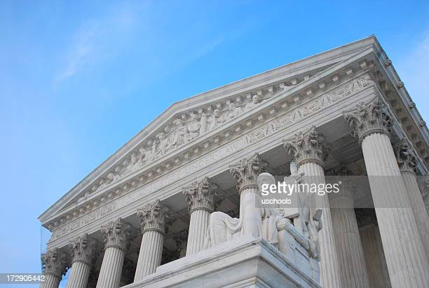 us supreme court - us supreme court building stock pictures, royalty-free photos & images