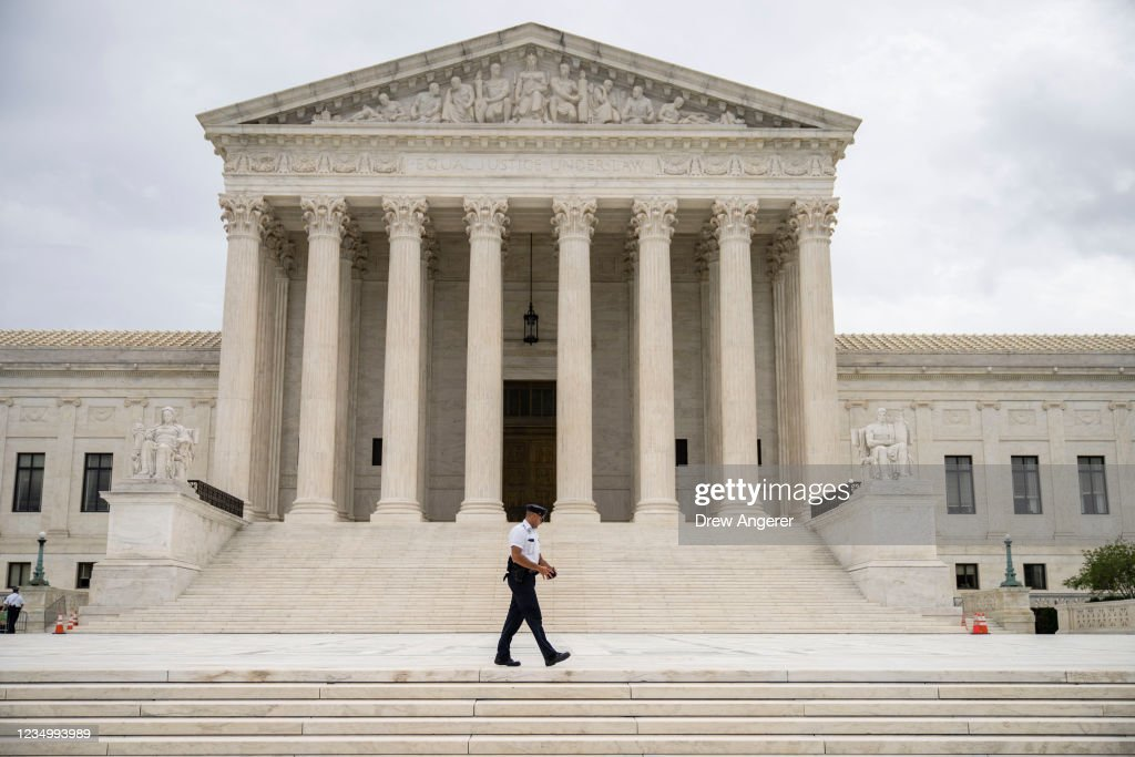 Supreme Court Allows Texas Six Week Abortion Ban To Stand : News Photo