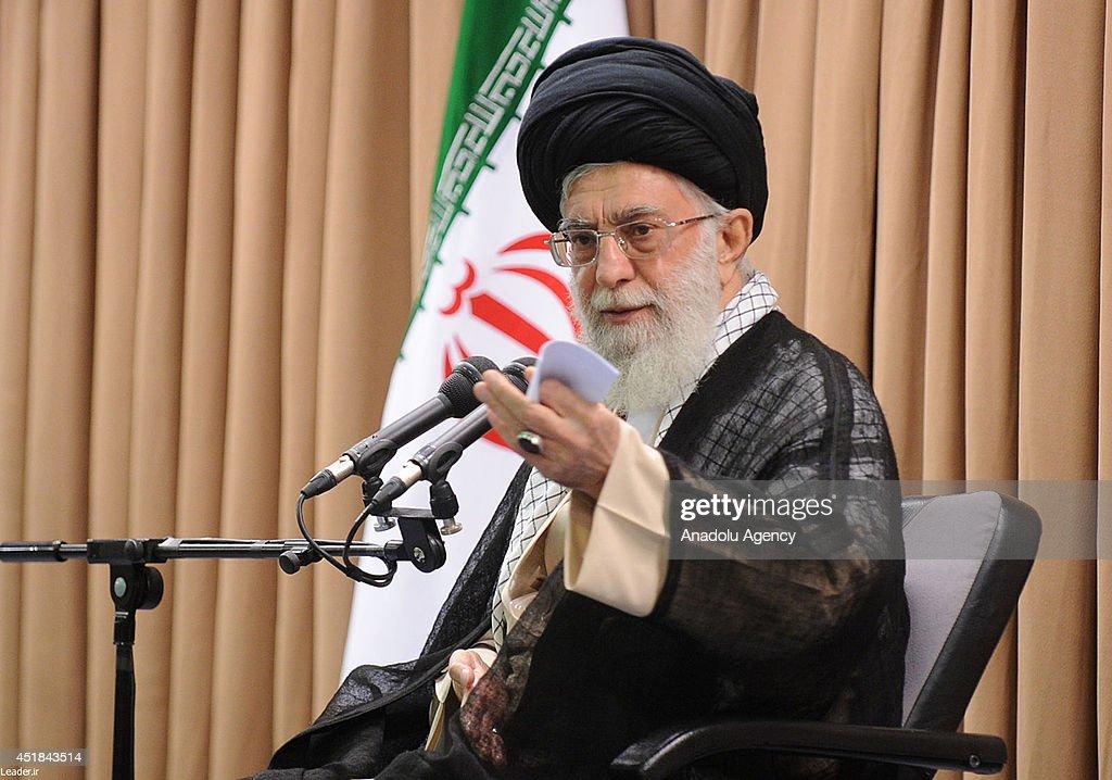 Meeting in Tehran : Foto di attualità