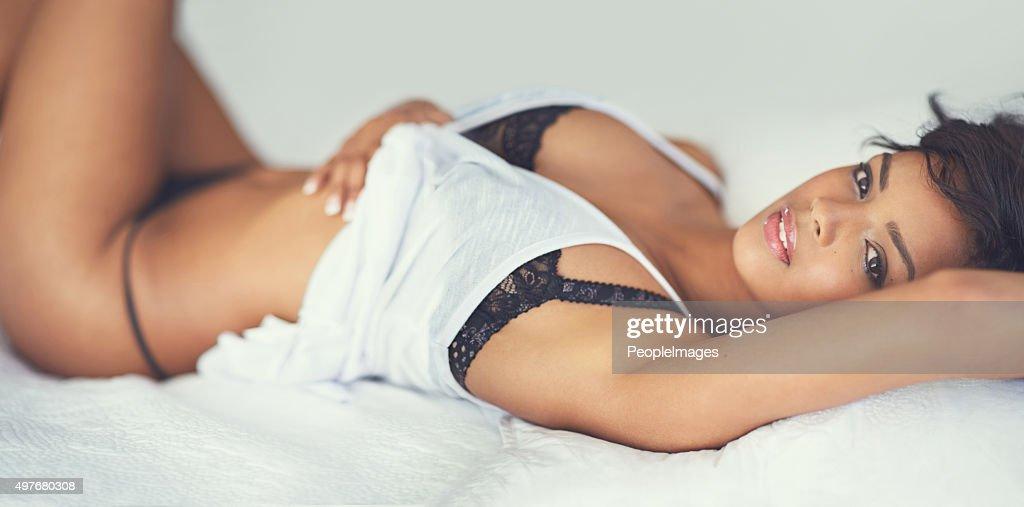 Supremely sensual : Stock Photo