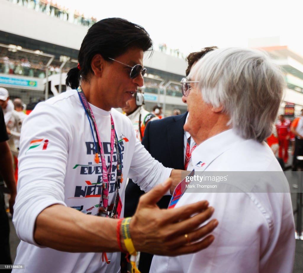 F1 Grand Prix of India : News Photo