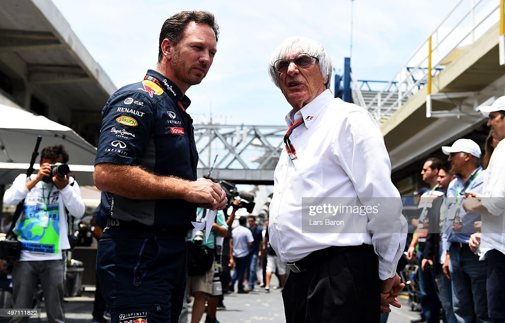 F1 Grand Prix of Brazil - Qualifying : News Photo