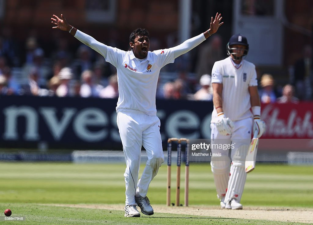 England v Sri Lanka: 3rd Investec Test - Day One