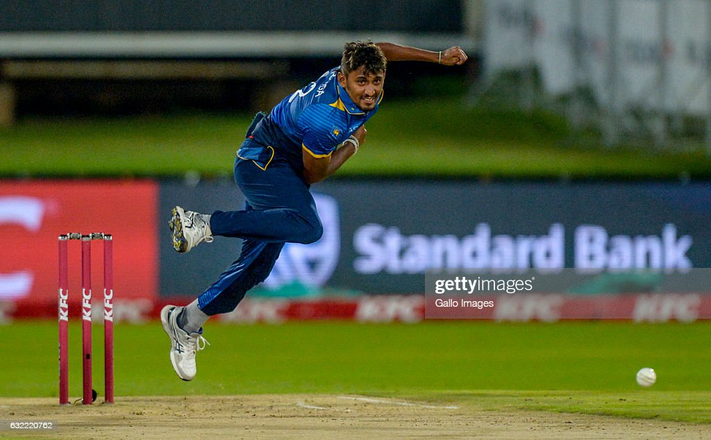 South Africa v Sri Lanka - 1st T20 : News Photo