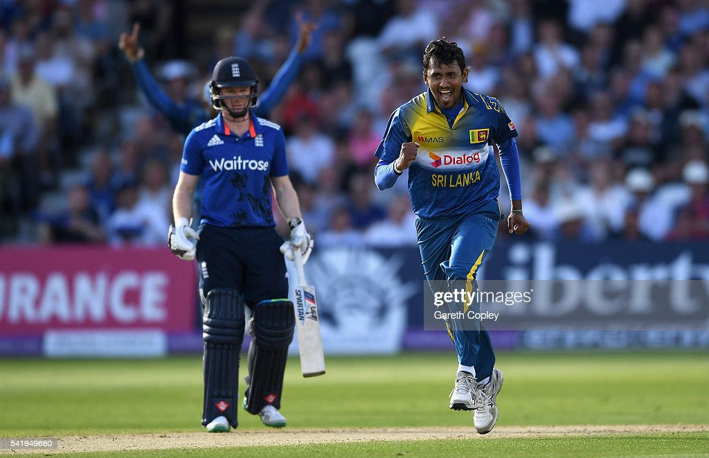 England v Sri Lanka - 1st ODI Royal London One-Day Series 2016