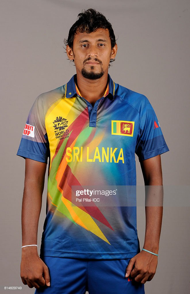 ICC Twenty20 World Cup:  Sri Lanka Headshots