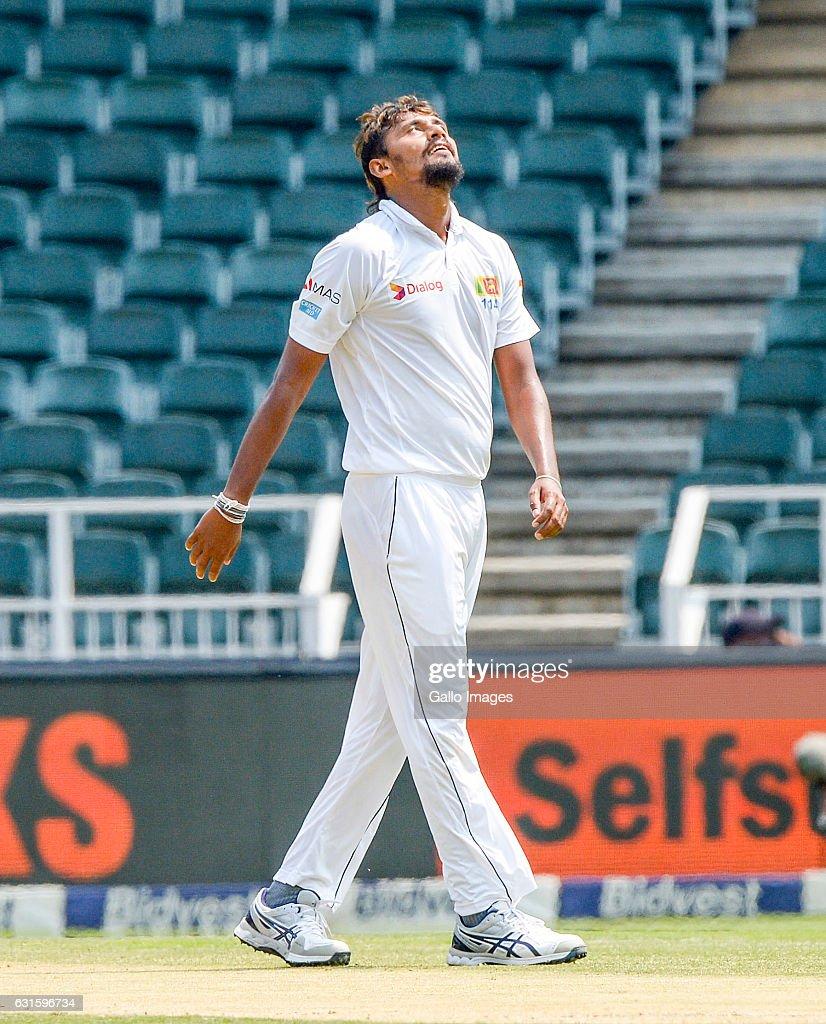 South Africa v Sri Lanka - 3rd Test