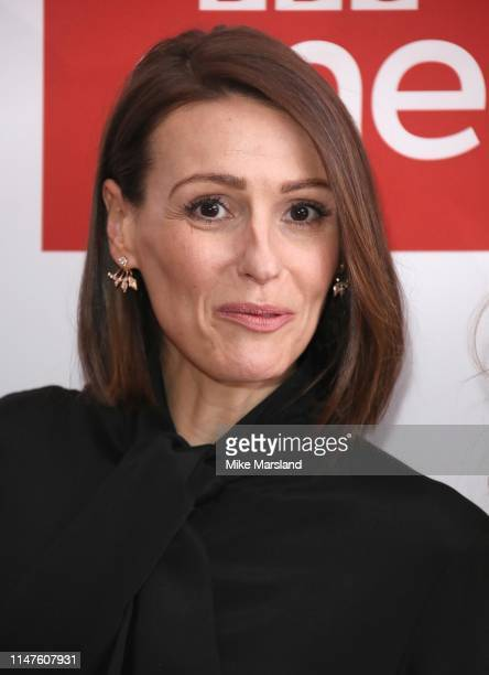 Suranne Jones attends the BBC One's Gentleman Jack Photocall at Ham Yard Hotel on May 07 2019 in London England