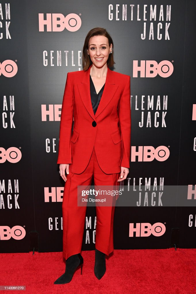 """Gentleman Jack"" New York Premiere : News Photo"