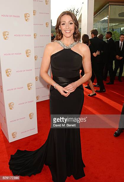 Suranne Jones attends the House Of Fraser British Academy Television Awards 2016 at the Royal Festival Hall on May 8 2016 in London England