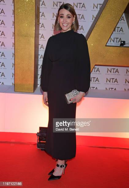 Suranne Jones attends the National Television Awards 2020 at The O2 Arena on January 28, 2020 in London, England.