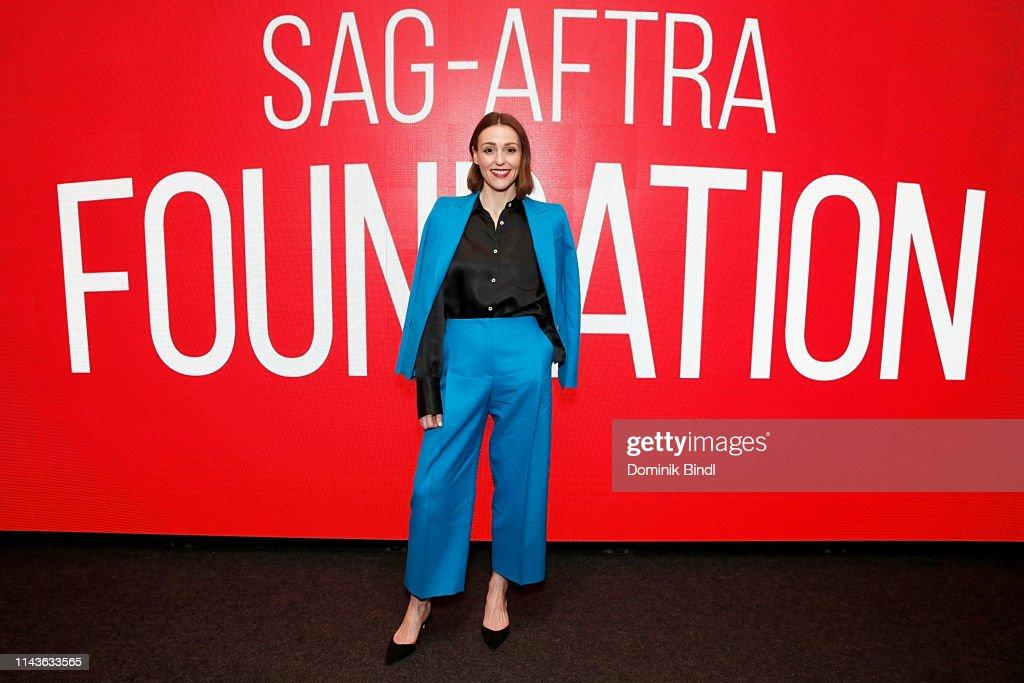 "NY: SAG-AFTRA Foundation Conversations: ""Gentleman Jack"""
