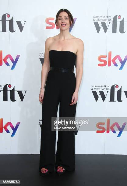 Suranne Jones attends the 'Sky Women In Film and TV Awards' held at London Hilton on December 1 2017 in London England