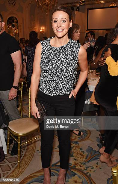Suranne Jones attends the South Bank Sky Arts Awards airing on Wednesday 8th June on Sky Arts at The Savoy Hotel on June 5 2016 in London England