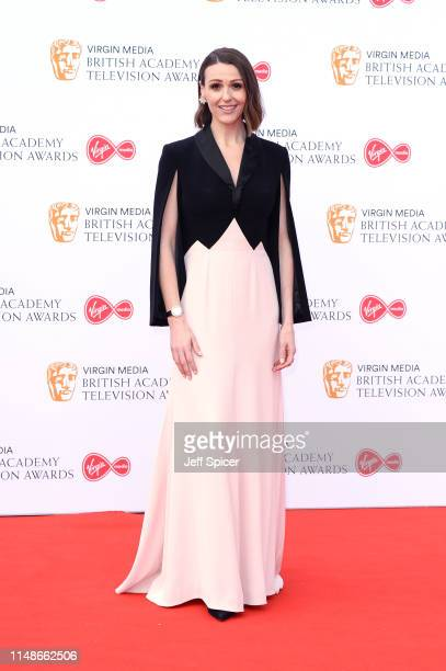 Suranne Jones attends the Virgin Media British Academy Television Awards 2019 at The Royal Festival Hall on May 12 2019 in London England