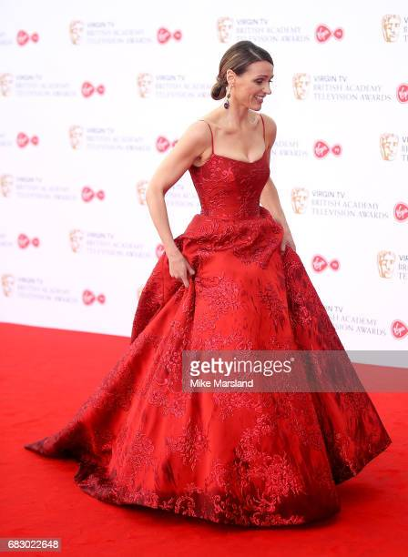Suranne Jones attends the Virgin TV BAFTA Television Awards at The Royal Festival Hall on May 14 2017 in London England
