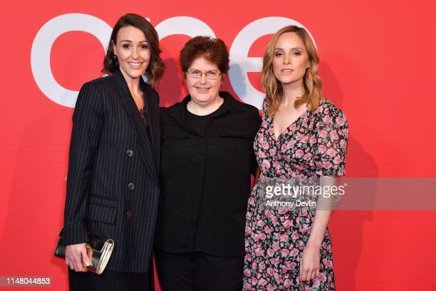 ab5adcb5 Suranne Jones Sally Wainwright and Sophie Rundle attend BBC One Drama  Gentleman Jack Yorkshire Premiere at.
