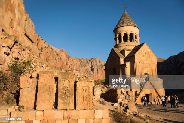 アルメニア・ノラバンクのスルブ・アストヴァサチン教会 - アルメニア共和国 ストックフォトと画像