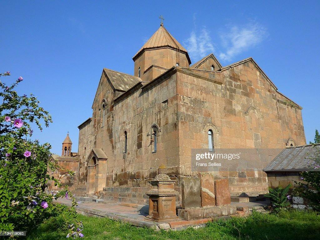 Surb Gayane Church in Echmiadzin, Armenia : Stockfoto