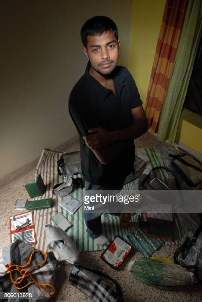 Suren Vikhash Founder of Thunk in India works with a Bangalorebased nonprofit organization to collect garbage from hotels residential properties IT...