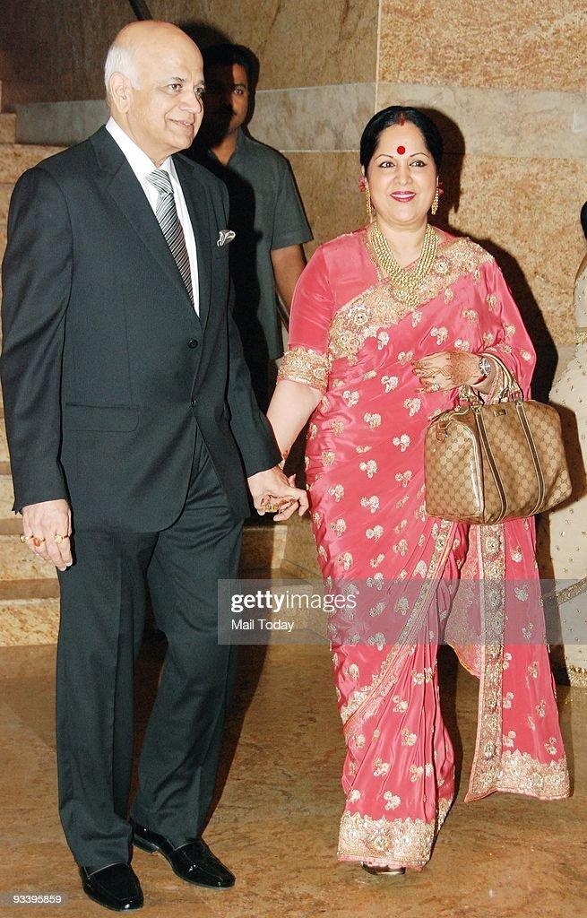 Fotos E Imgenes De Shilpa Shettys Wedding Reception Getty Images
