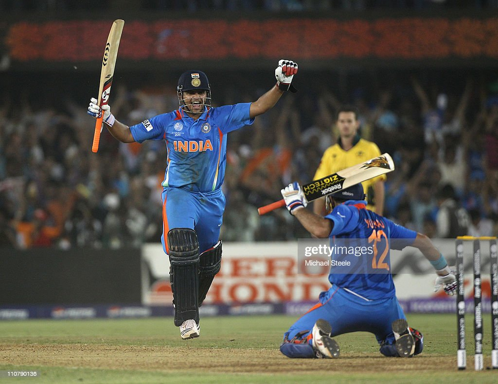 Australia v India - 2011 ICC World Cup Quarter-Final : ニュース写真