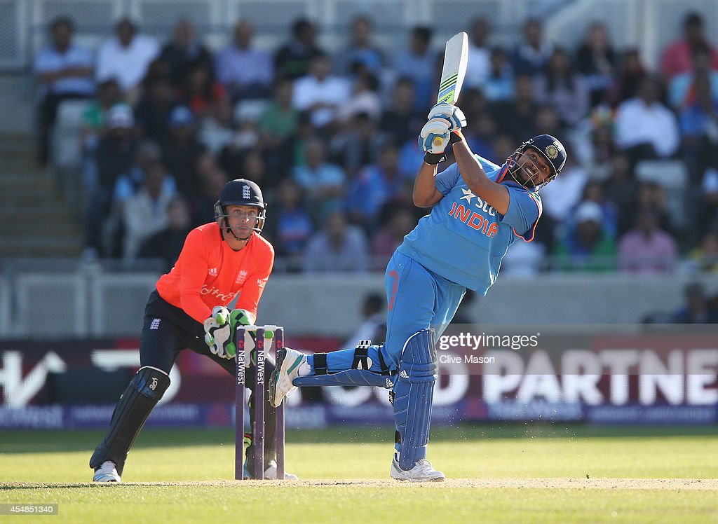 England v India - NatWest International T20 2014