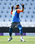 nottingham england suresh raina india throws